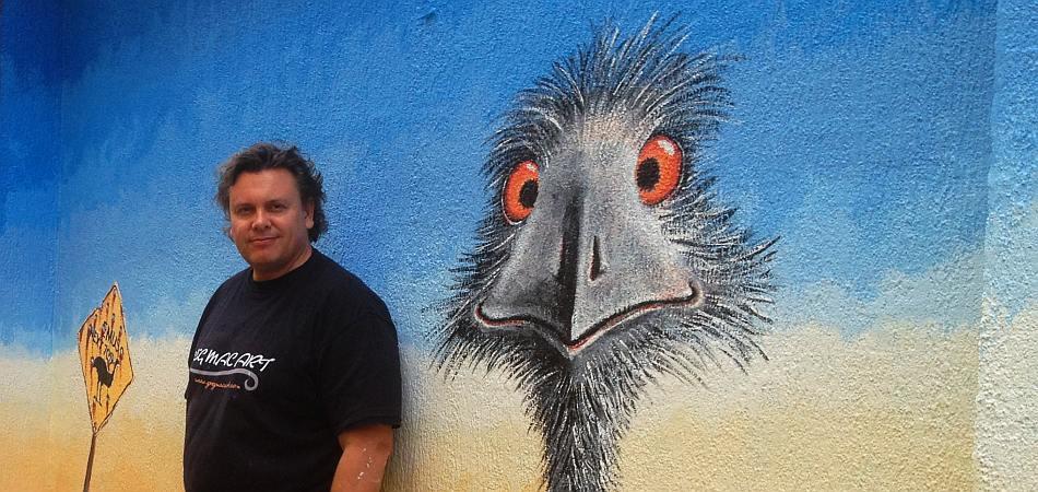 Australia Artist Paintings