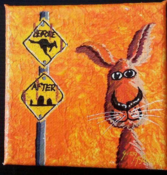 Aussie Outback Art Qld