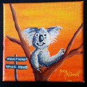 Koala Bear Art Australia